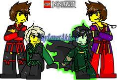 Lego ninjago #849 by MaylovesAkidah on DeviantArt