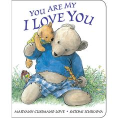 Since its original hardcover release in 2001, You Are My I Love You has sold nearly half a million copies worldwide, truly speaking to the unique relationship that exists between parent and child. Now we revisit this modern classic in sturdy board book format, allowing parents to share this special reading experience with young children like never before. Full of smiles and giggles, messes and meals, this day in the life of a parent and child is truly special.