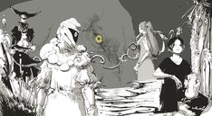 Vocaloid, Eve Songs, Manga Art, Anime Art, Eve Music, The Illusionist, Pokemon, Japanese Artists, Anime Demon