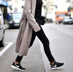 Street style in comfort.
