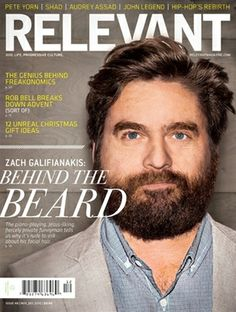 November/December 2010 issue of RELEVANT Magazine featuring Zach Galifianakis, Pete Yorn, Shad and more. Click through to check it out.