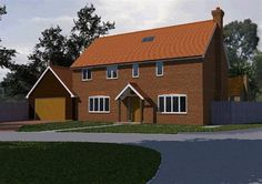 Ostlers Cottage Gardens, Leverstock Green. Prices starting from £695,950
