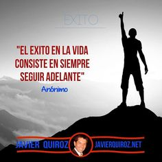 Siempre Seguir Adelante #frasepoderosa - Coaching Marketing y más en http://ift.tt/1OECVwE