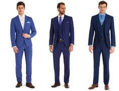 Trend Alert: Stylish Groomswear from Moss Bros  Will your groom hire or buy his wedding day suit?