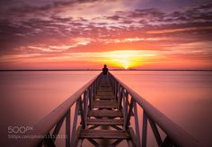 Popular on 500px : How can you sleep when the skies are burning? by Ricardo_Mateus