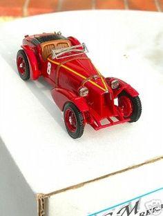 LE MANS 1932 -  ALFA ROMEO 8c 2300 LM  #8  - MCM