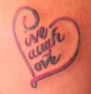 livelaughlove i love this tattoo idea and its my fav saying
