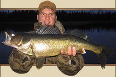 Great Walleye Fishing Tips & Techniques