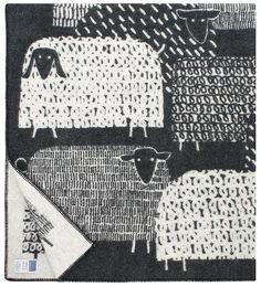 PÄKÄPÄÄT wool blanket #throw #blanket #wool