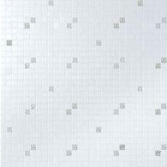 #Bisazza #Decori 2x2 cm Diagonale Bianco Oro | #Gold on glass | on #bathroom39.com at 464 Euro/box | #mosaic #bathroom #kitchen