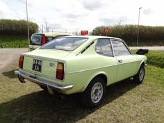 Fiat 128 coupé | Flickr - Photo Sharing!