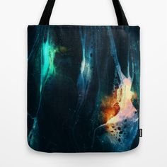 Synapsis Tote Bag by Adaralbion