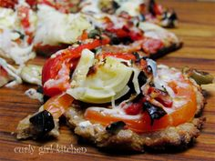 Curly Girl Kitchen: Margherita Pizza, and making Thin and Crispy Pizza Crust