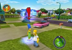 It's 14th Anniversary for 'The Simpsons: Hit and Run' (Released on 16-09-03)