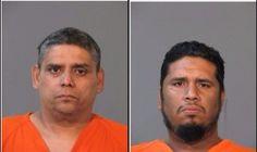 CPSO arrests TX Men for Theft