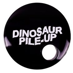 Bass drum skin. Dinosaur Pile-Up. Awesome! Get yours: www.awesomemerch.com