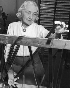 Anne Bauchens was a pioneering film editor who had a long-standing partnership with director Cecil B. DeMille. In fact, she first edited a DeMille film in 1915 and then edited all of his films for 38 years, beginning with We Can't Have Everything (1918) and ending with The Ten Commandments (1956). She was nominated for four Oscars and won one, for North West Mounted Police (1940).