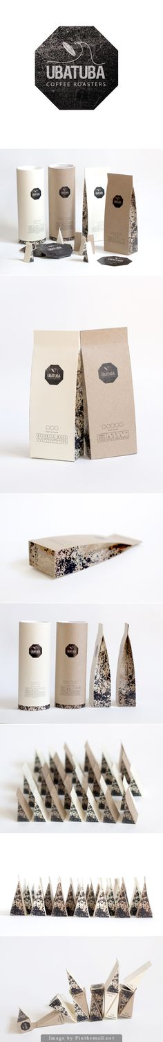 coffee brand packaging - Isadora Design, a Creative Web Design Agency http://www.IsadoraDesign.com/