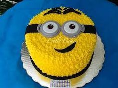 Minion cake Food Pinterest Minion cakes Cake and Birthdays