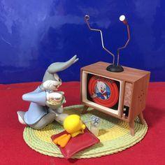 Hallmark Ornament Saturday Morning Cartoons Dated 2006 NEW in Box