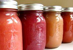 Applesauce blends