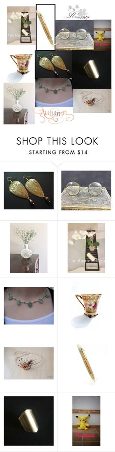 """""""Hidden Treasures"""" by anna-recycle ❤ liked on Polyvore featuring modern, rustic and vintage"""