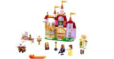 LEGO Disney Princess Belles Enchanted Castle Set $31.99  Whos your favorite Disney princess?  Head over to Target today and get a 20% off on thisLEGO Disney Princess Belles Enchanted Castle Set. Build the castle along with every adorable stafffrom Beauty and the Beast!  LEGO Disney Princess Belles Enchanted Castle Set $31.99   Includes 2 mini-doll figures: Belle and transforming Beast/Prince plus Lumière Cogsworth Mrs. Potts Chip Babette Wardrobe and Stove  Features a 2-story Enchanted…