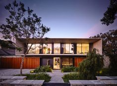 Galeria de Casa de Concreto / Matt Gibson Architecture - 20
