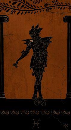 Pisces, The Poisoned Thorn. by Lockox2.deviantart.com on @DeviantArt
