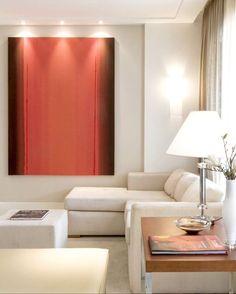 PROJETO ITAIM #arquiteturadeinteriores #decoração #designdeinteriores #living…