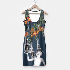 Epicurea dress, Live Heroes- 44.95€