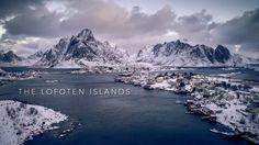 The Lofoten Islands on Vimeo