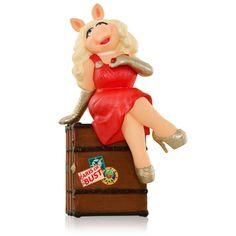 Disney Muppets It is Moi, Miss Piggy! Ornament