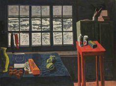Your Paintings - Wilhelmina Barns-Graham paintings The blue studio