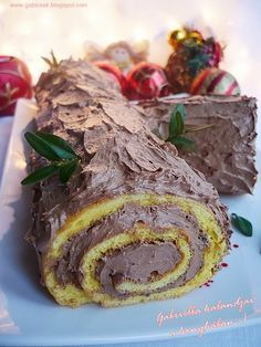 Csokoládés fatörzs Waffle Cake, Hungarian Recipes, Cake Cookies, Cookie Recipes, Food Porn, Food And Drink, Yummy Food, Sweets, Snacks