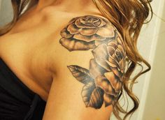 55 Outstanding Shoulder Tattoo Designs - Theincredible Snaps's soup