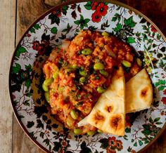 Marcus Samuelsson's Ethiopian Stew - lighter fare for November which is National Adoption Month