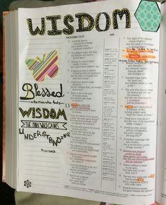 Proverbs 13 & 14