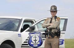 Elizabeth Cahoon, Nash County, North Carolina, Law Enforcement Officer, Alumni Success, Nash Community College, Rocky Mount, NC, Dreams Come True, Dream Job
