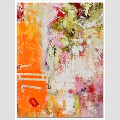Breathe by Janet Bothne. Acrylic on canvas.