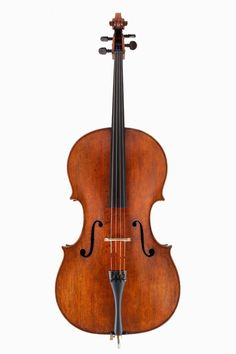 Cello by Francesco Rugeri, Cremona, 1695