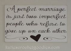 marriage quote sign .. Making this too