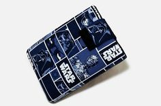 Tablet Case iPad Cover Star Wars Character in by MyTabletCasePlace
