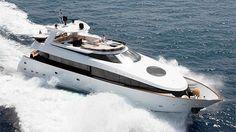 30.2 metre flybridge motor yacht L'Or
