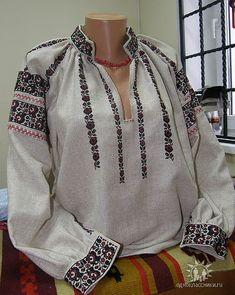 Gallery.ru / Фото #83 - Вишивка в одязі - LLLiudochka
