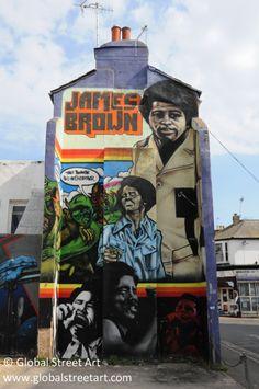 Brighton, UK.