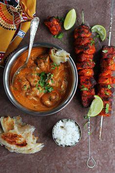 Tandoori Tofu Tikka Masala (Vegan) | K.O Rasoi