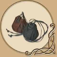 LARP Accessories -Zacharias Bag - TheVikingStore.co.uk