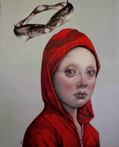 Afarin Sajedi (b1979 in Shiraz, Iran) http://www.crossconnectmag.com/post/128721871660