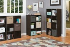 ClosetMaid Cubeicals And Fabric Drawers Are A Simple Solution To Keeping  All The Toys In One Spot Of Your Family Room. #clutterfru2026